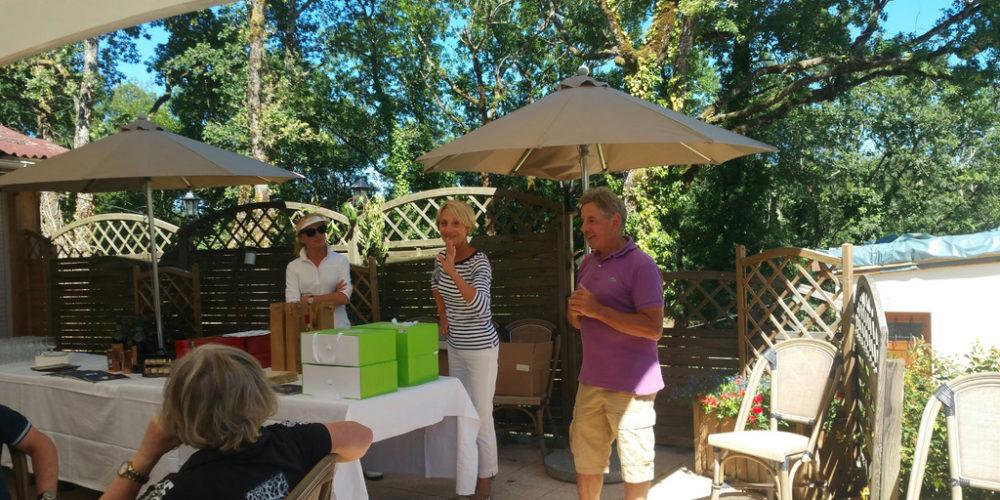 L'association des golfeurs du Mas del Teil